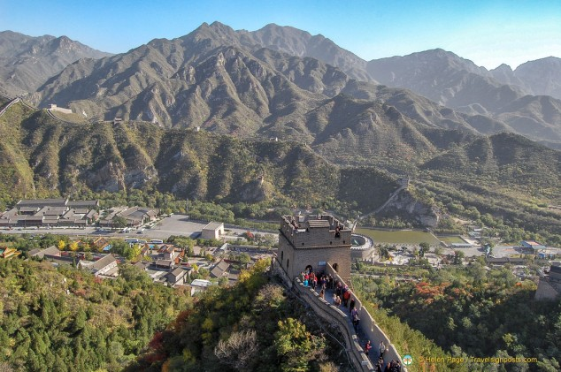 Great Wall at Juyong Guan