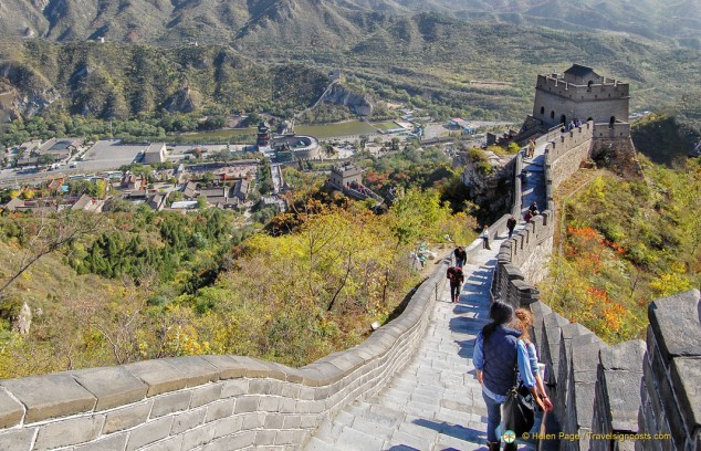 Great Wall at Juyong Guan Pass