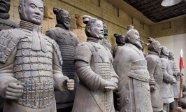 Buying Terracotta Warriors To Protect Us In The Afterlife … Not Really!