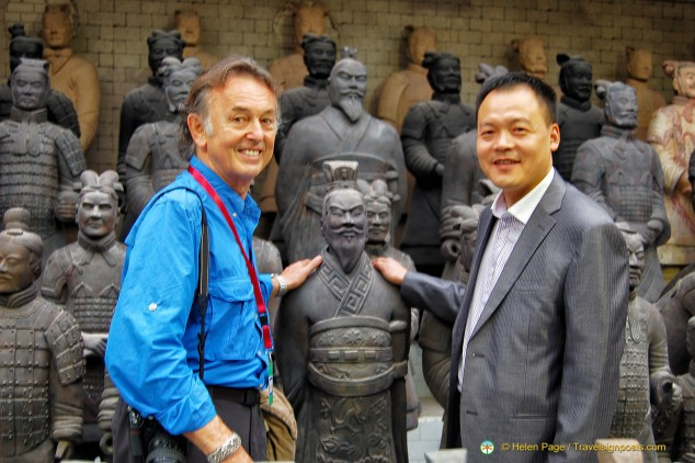 Buying Terracotta Warriors