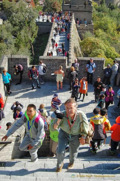 Great Wall at Juyongguan