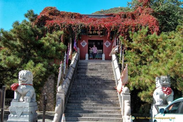 Great Wall at Juyong Guan Pass