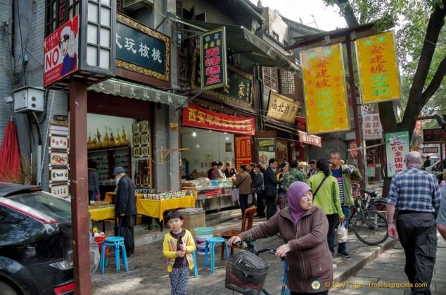 Xi'an Muslim Street