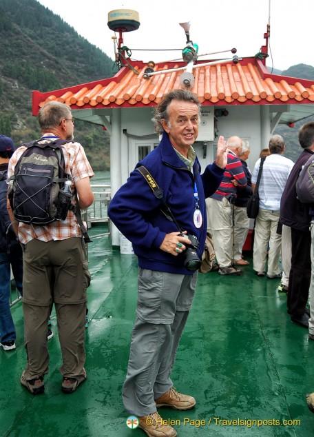 Shennong Stream Cruise